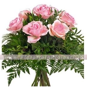 Trandafiri cu bucurie